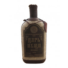 Бутылка в коже